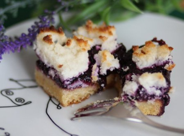 Blueberry Coconut - Rezept