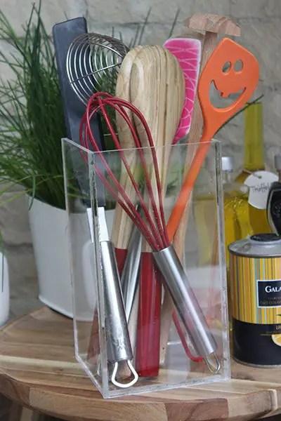 DIY-Küchenbehälter aus Acrylglas von Kunstoffplattenonline