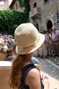 Ich nehme Euch mit auf den Spuren nach Verona – Romeo und Julia