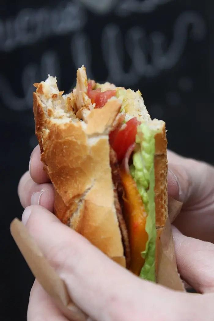 Amerikanisches Sandwich & Taste of Love – Geheimzutat Liebe von Poppy J. Anderson
