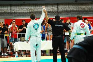 Learning In Brazilian Jiu-Jitsu