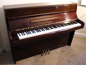Kawai Console - Sonny\'s PianoTV