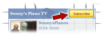 Subscribe to Sonny's YouTube Channel