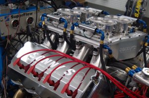 SAR 1005 (2100 HP)  Sonny's Racing Engines