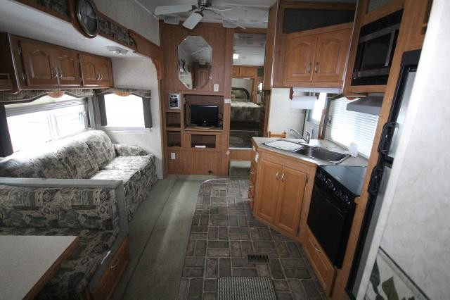 2006 Wildcat Fifth Wheel