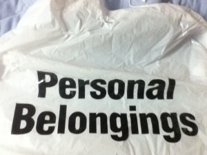 personal belongings