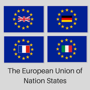 A future for Europe and for Britain, a European Union of Nation States