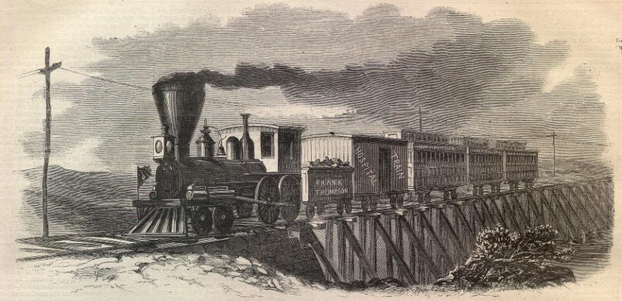 Image result for CIVIL WAR TRAIN