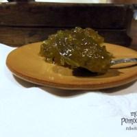 Mostarda di pomodori verdi