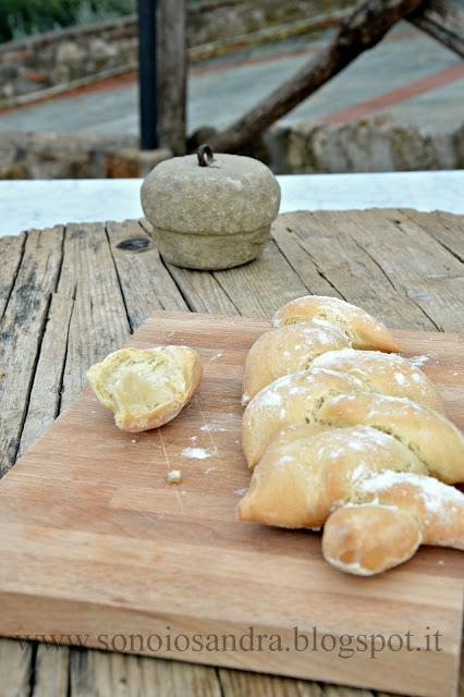 la spiga  di pane francesce di Lorraine