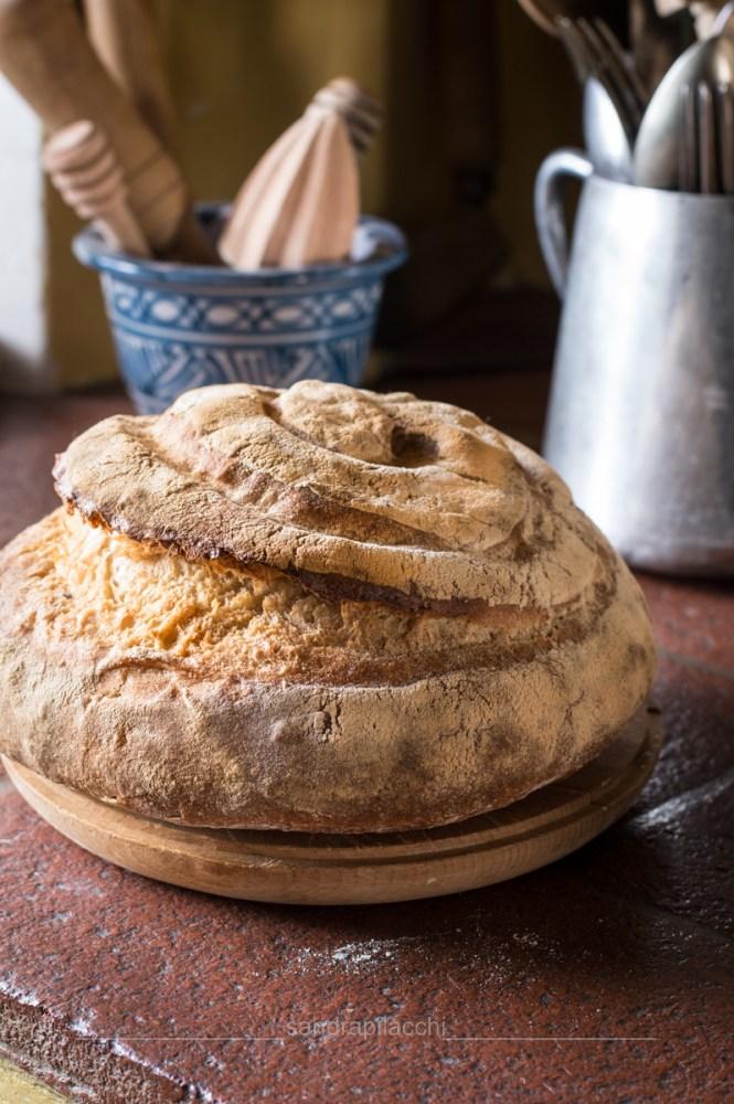 pane a spirale con farine integrali