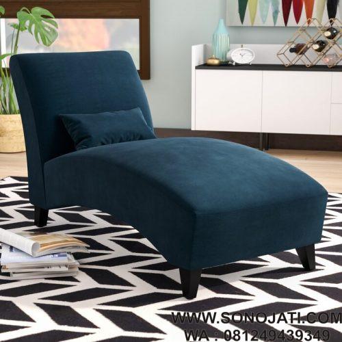 Kursi Malas Minimalis Braemar Chaise Lounge