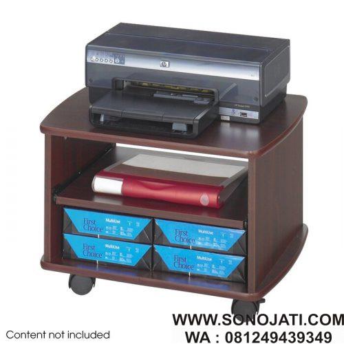 Meja Printer Mobile