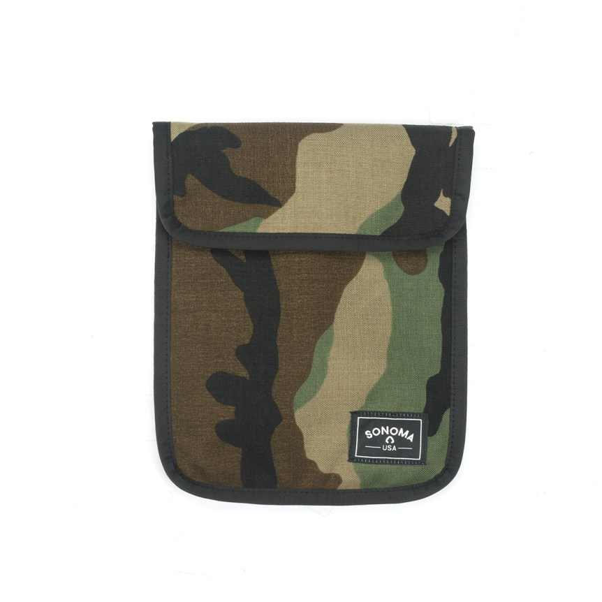 Sonoma-USA Tablet Sleeve - Made from upcycled materials diverted from the landfill