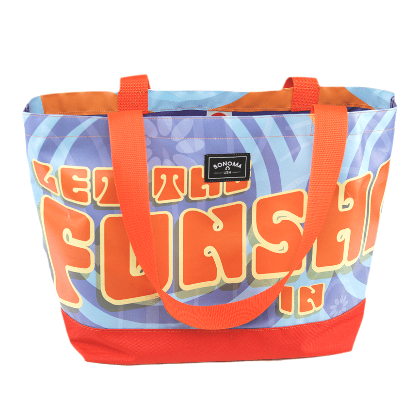 Marin County Fair Beach Tote