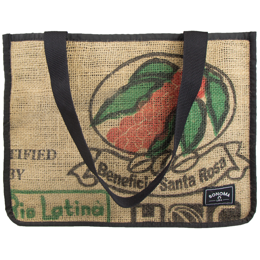 Weaver's Coffee Tote Bag 0001