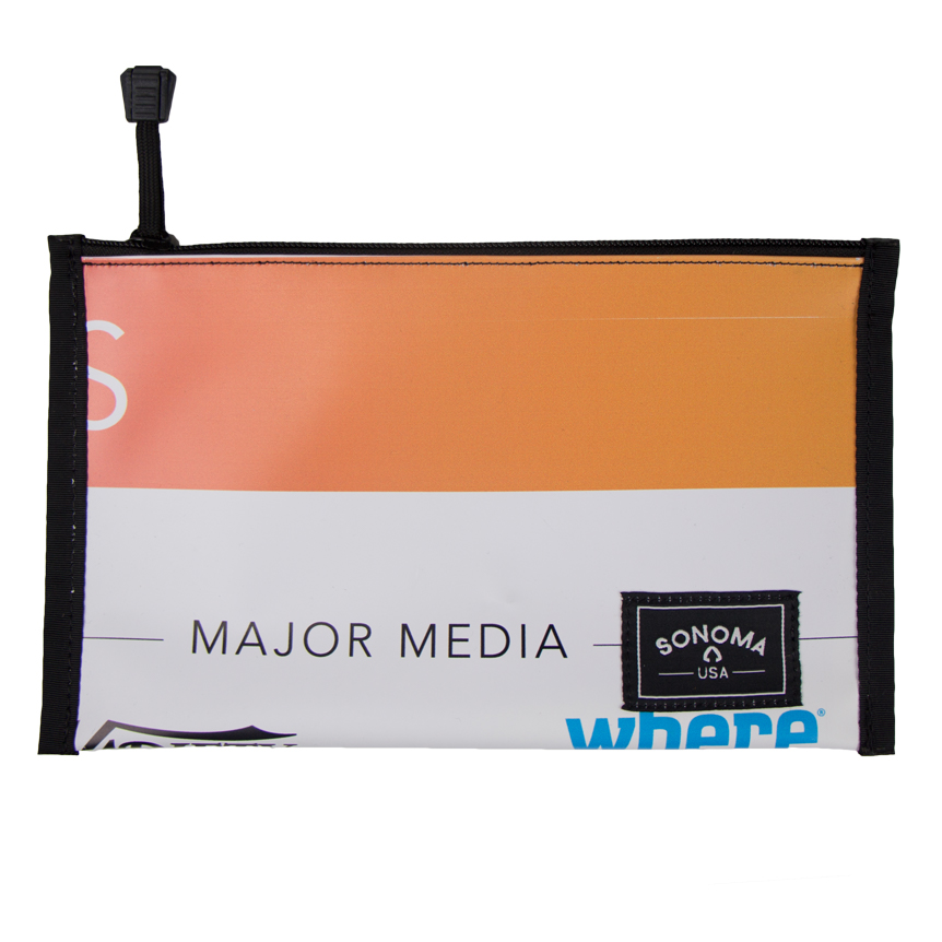 Mill Valley Film Festival Zipper Pouch