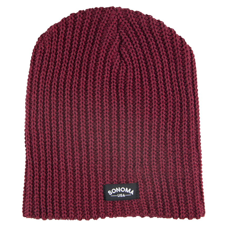 Beanies-003(Red)