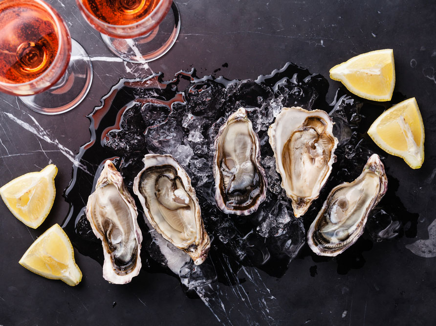 Wine Pairings For Everything From Oysters To Valentines Day