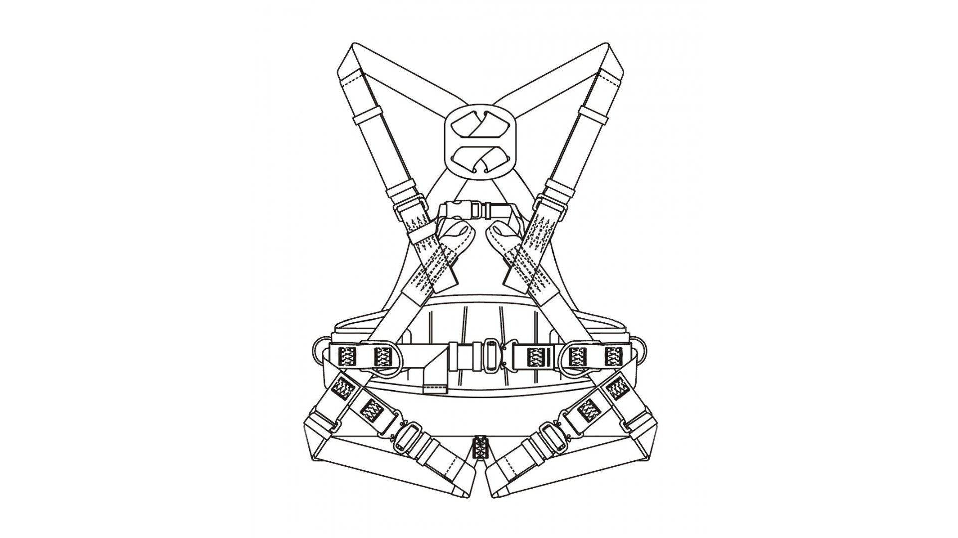 Safety Harness P 51e