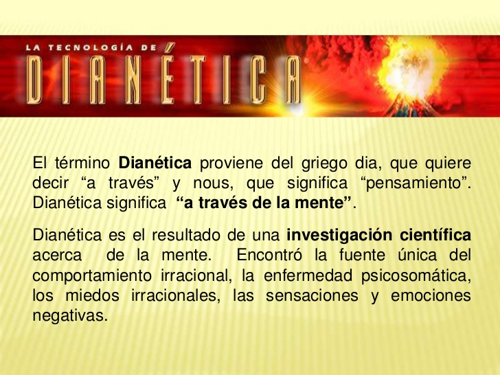 dianetica