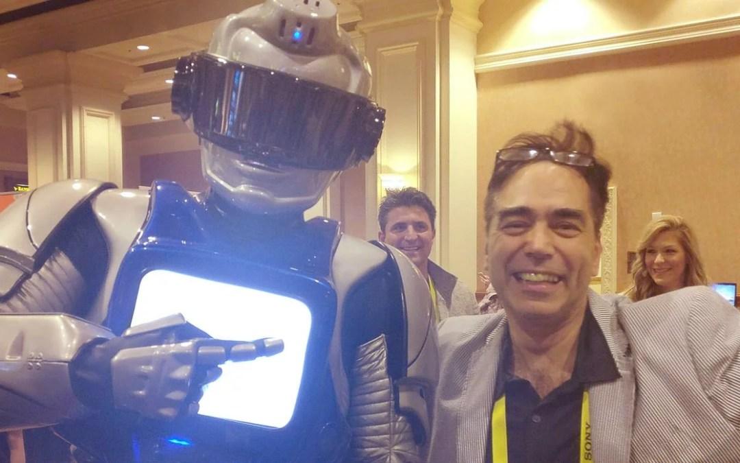Robots Vs Humanos en CES 2017