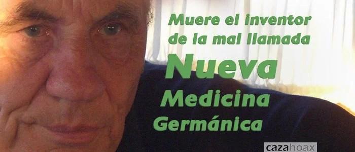 Nueva Medicina Germánica