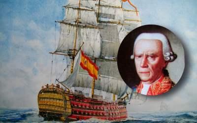 Luis de Córdova y Córdova: un marino de leyenda
