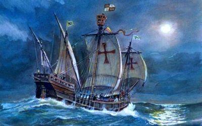 Francisco de Hoces, el primero en llegar