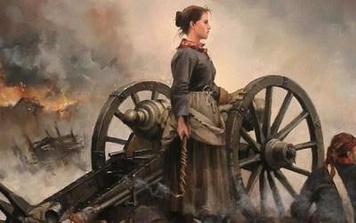 Heroínas de la Guerra de la Independencia