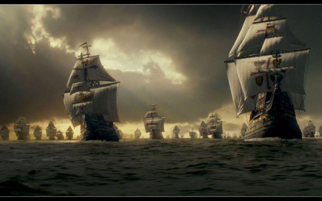 Mi homenaje a la Gran Armada