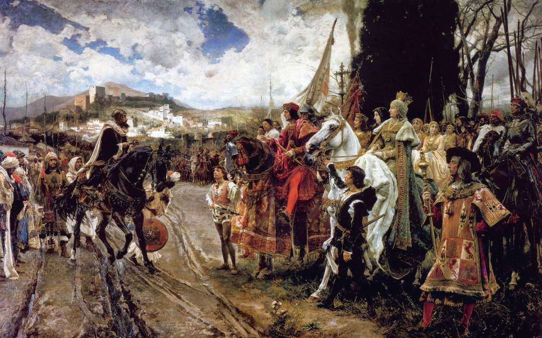 2 de enero de 1492, el día que culminó la Reconquista