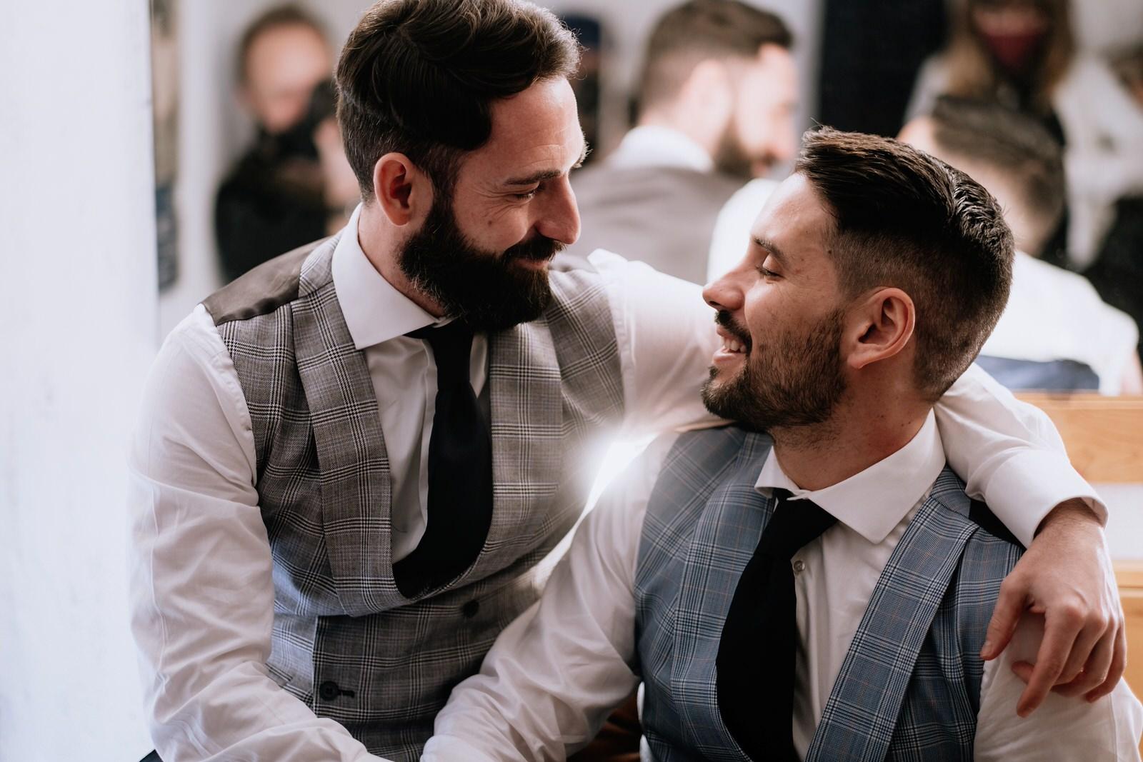 Postboda gay   Sonrye Fotografía
