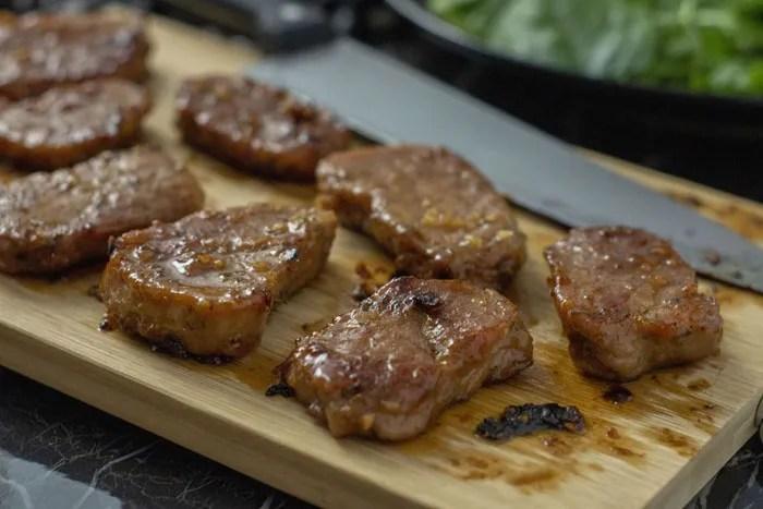 Brown Sugar Glazed Pork