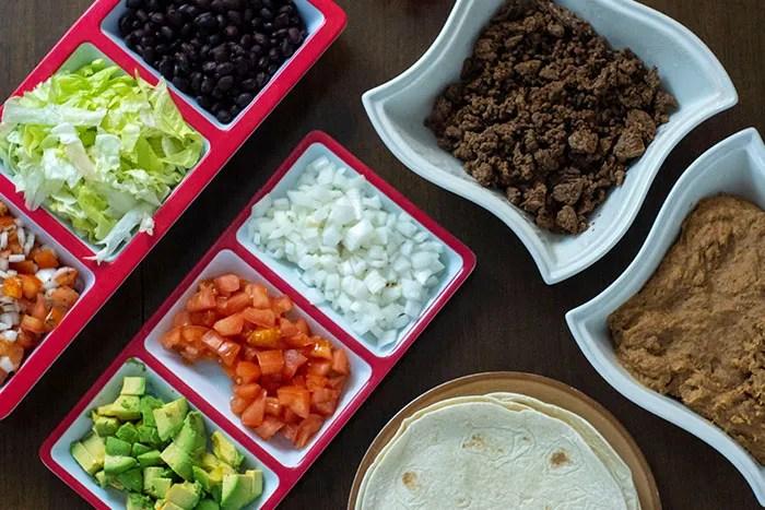 How to Create an Allergy-Friendly Taco Bar
