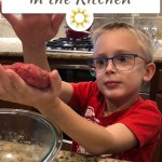 10 Tips for Kids in the No Waste Kitchen