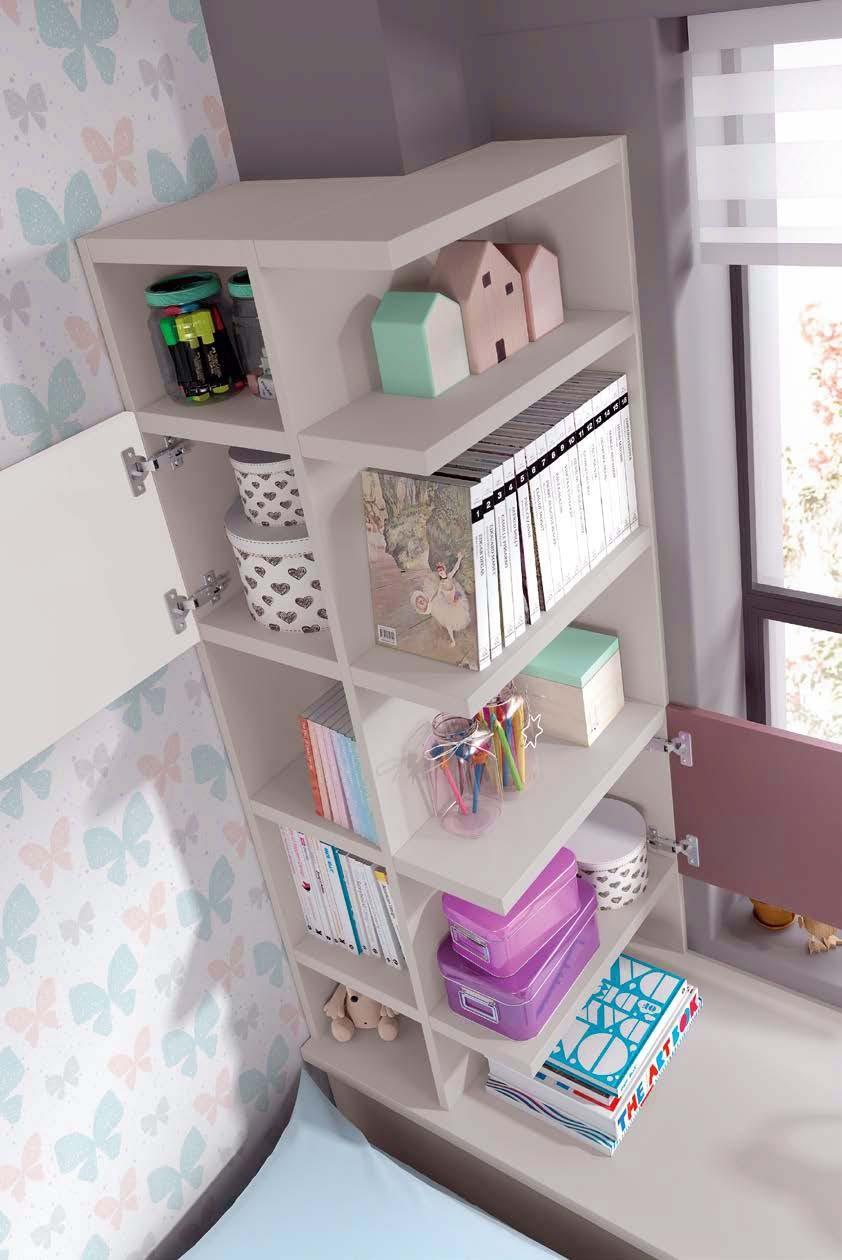 chambre pour enfant et lit estrade