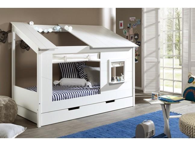 tissus cabane pour lit jamie sonuit