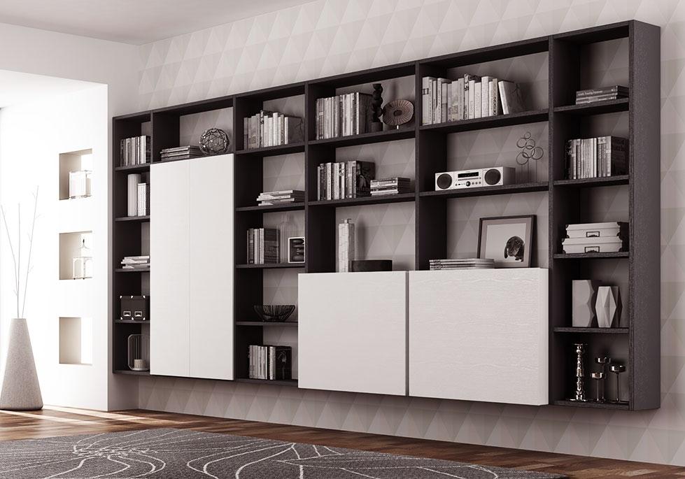 Bibliothque Design Suspendue Amp Unique MORETTI COMPACT