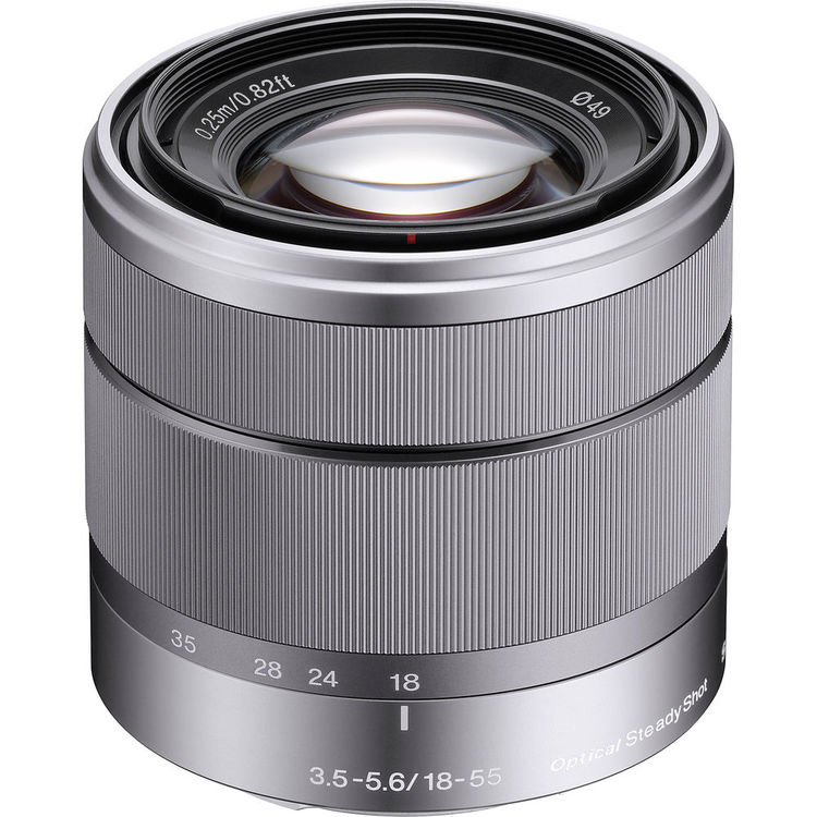 Sony E 18-55mm f/3.5-5.6 Lens Review