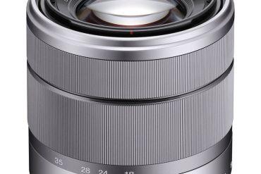 Sony E 18-55mm f/3.5-5.6 Lens Review