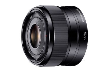 Sony E 35mm f/1.8 OSS Lens Review