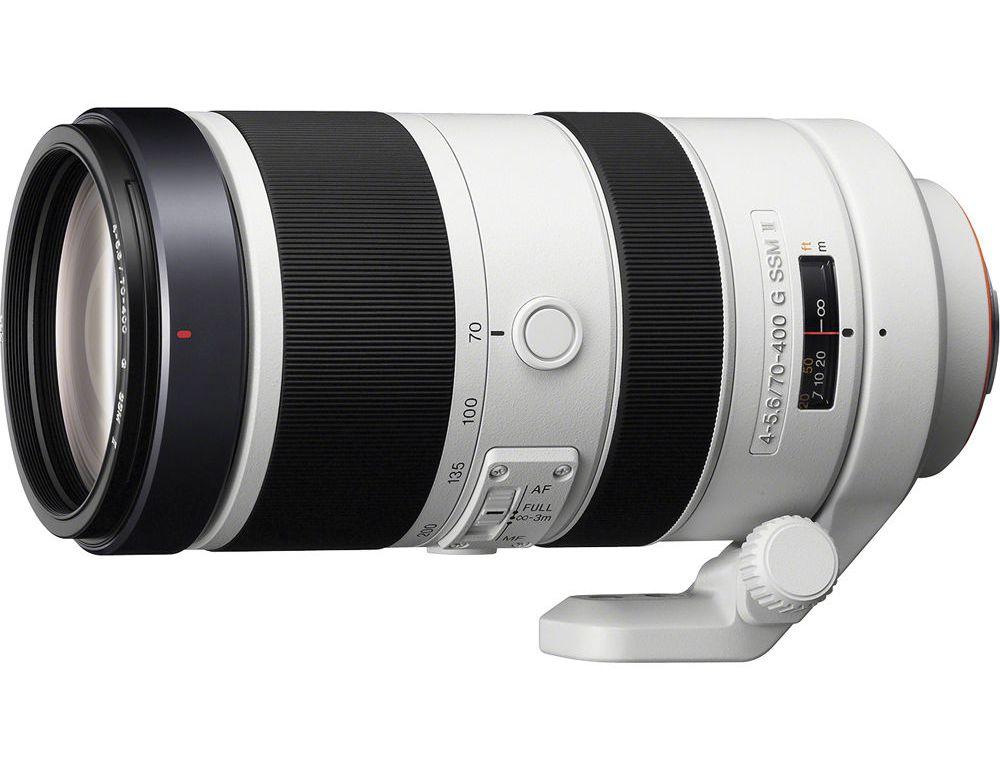 Sony 70-400mm f/4-5.6 G SSM II Lens
