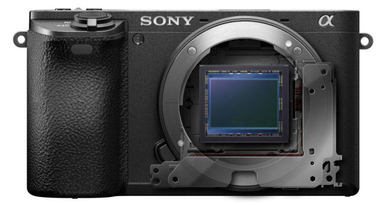 Sony A6500 Sensor Stabilization