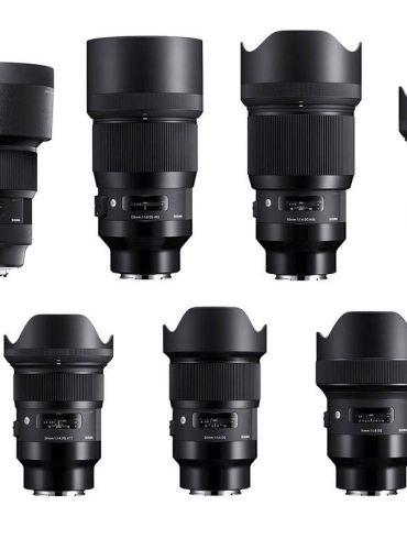 Sigma E-Mount Lens Guide