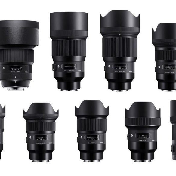 Sigma E-Mount Lens Guide