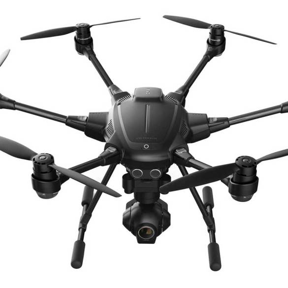 Yuneec Typhoon H Hexacopter Review