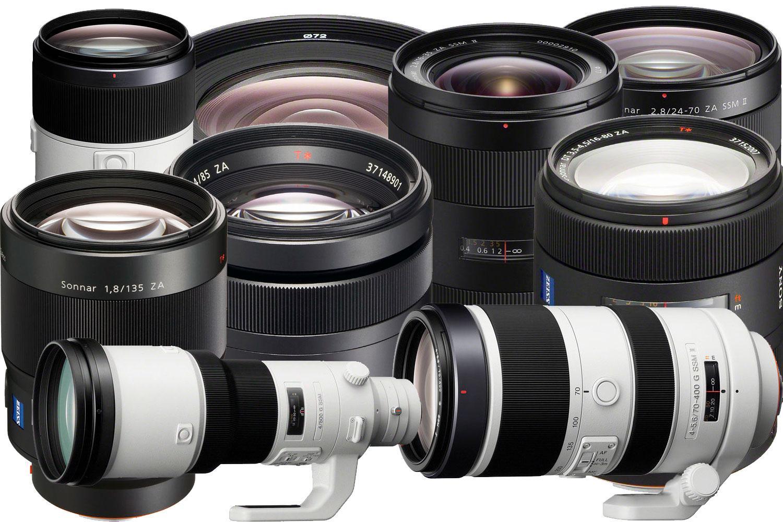 A-Mount Lens Guides