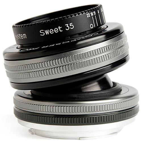 Lensbaby Composer Pro II with Sweet 35 Optic