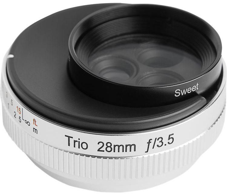 Lensbaby Trio 28mm f/3.5 Lens